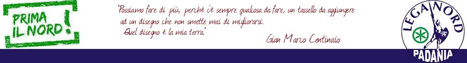 Senatore Gian Marco Centinaio
